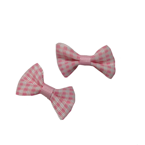 Sugar Pie Pink Bowknot Hair Bows