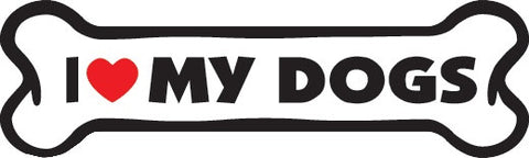 I ♥ My Dog - BPaWed Pals, LLC