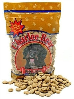 Charlee Bear® Dog Treats Liver Flavored - BPaWed Pals, LLC