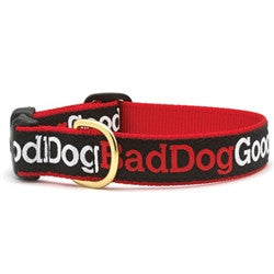 Good Dog Bad Dog Adjustable Dog Collar