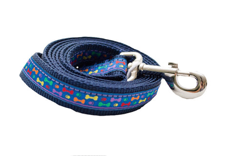 Bones and Paws Dog Leash