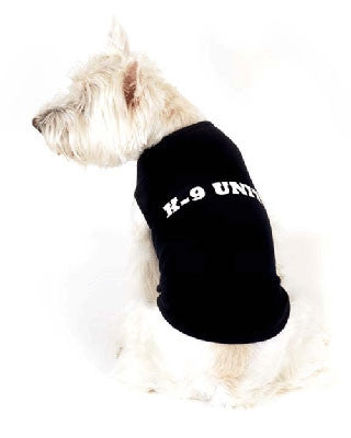 K9 Unit - Dark Blue Tee - BPaWed Pals, LLC