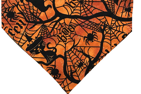 Halloween Haunted Forest Over-the-Collar Dog Bandana