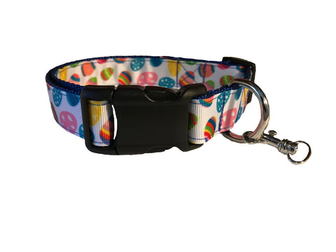 Easter Egg Adjustable Dog Collar