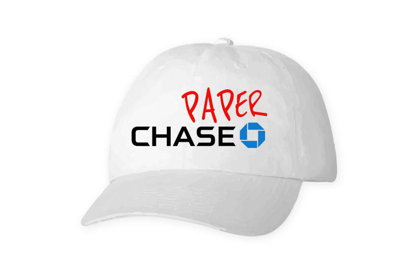 PAPER CHASE [DAD HAT] | LAV