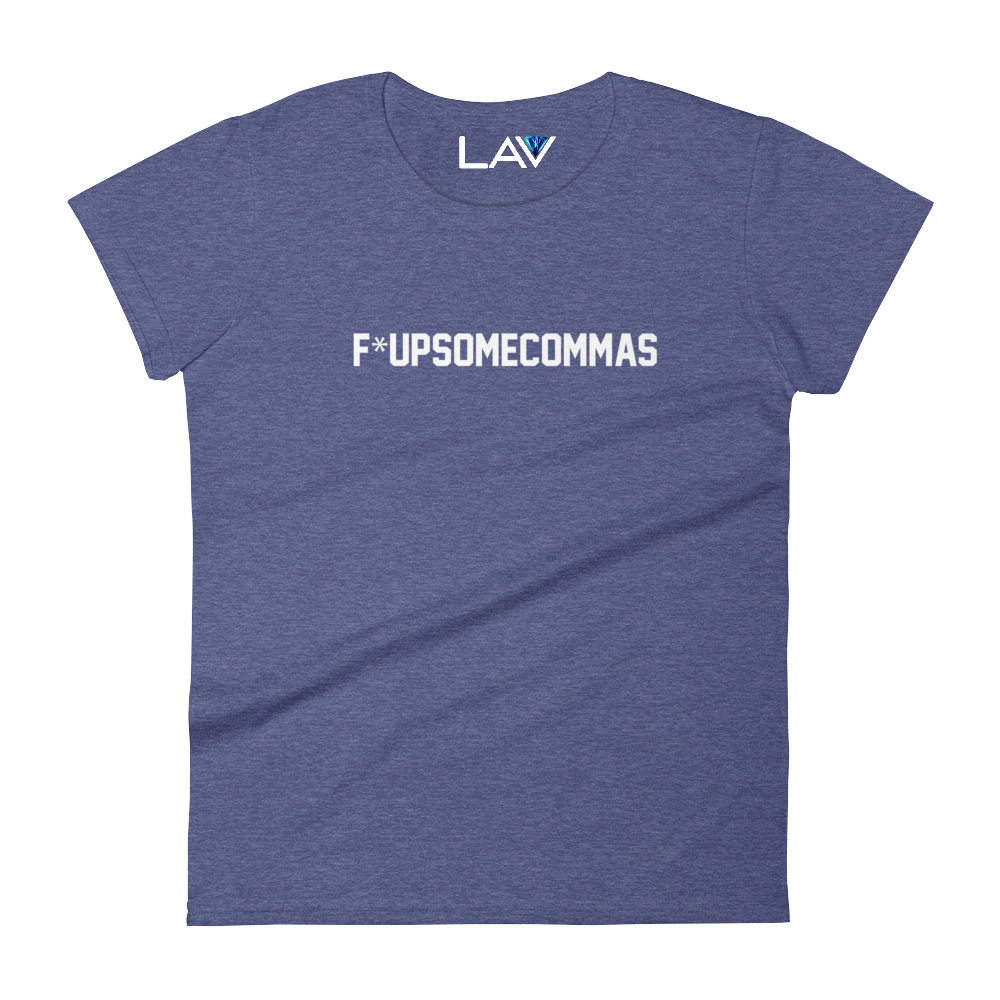 FUP SOME COMMAS | LAV