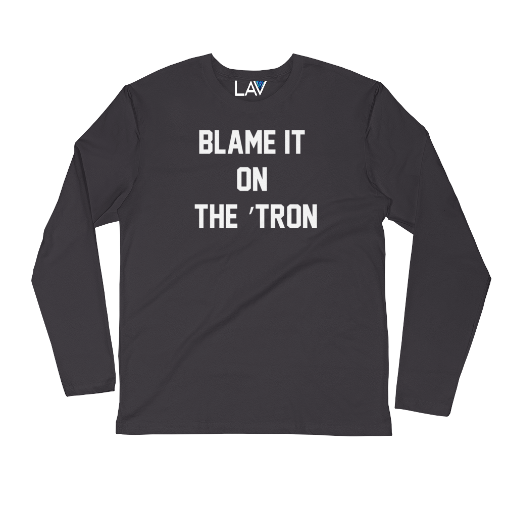 BLAME IT ON THE TRON | LAV