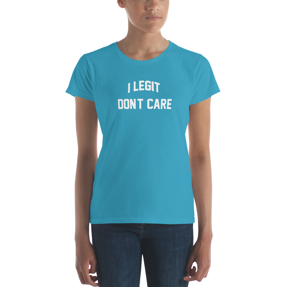 I LEGIT DON'T CARE | LAV