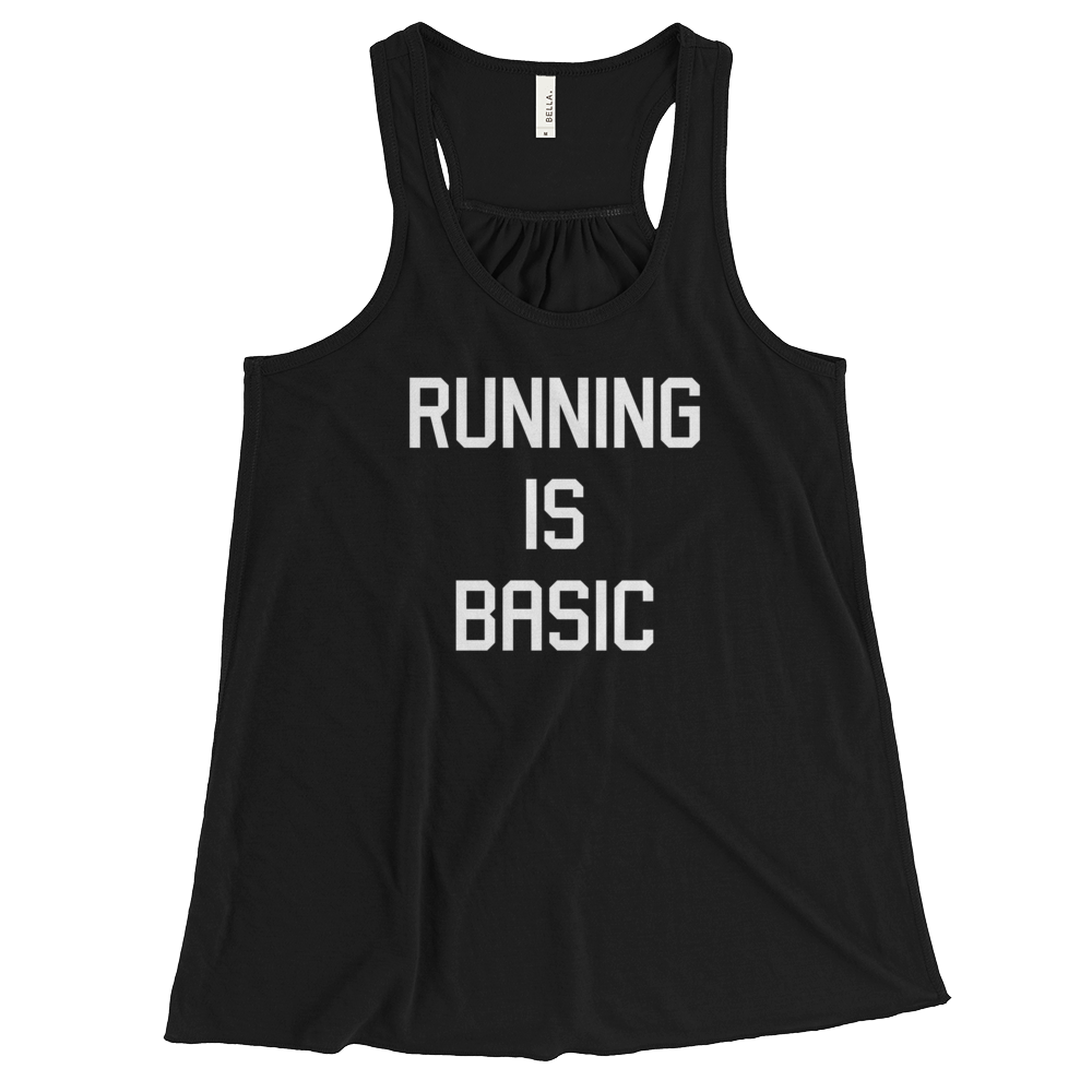 RUNNING IS BASIC | LAV