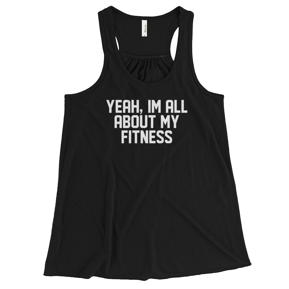 YEAH I'M ALL ABOUT MY FITNESS | LAV