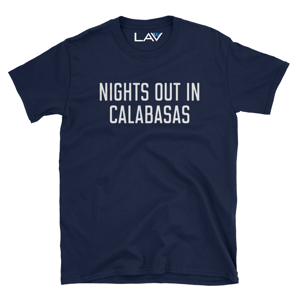 NIGHT OUT IN CALABASAS | LAV