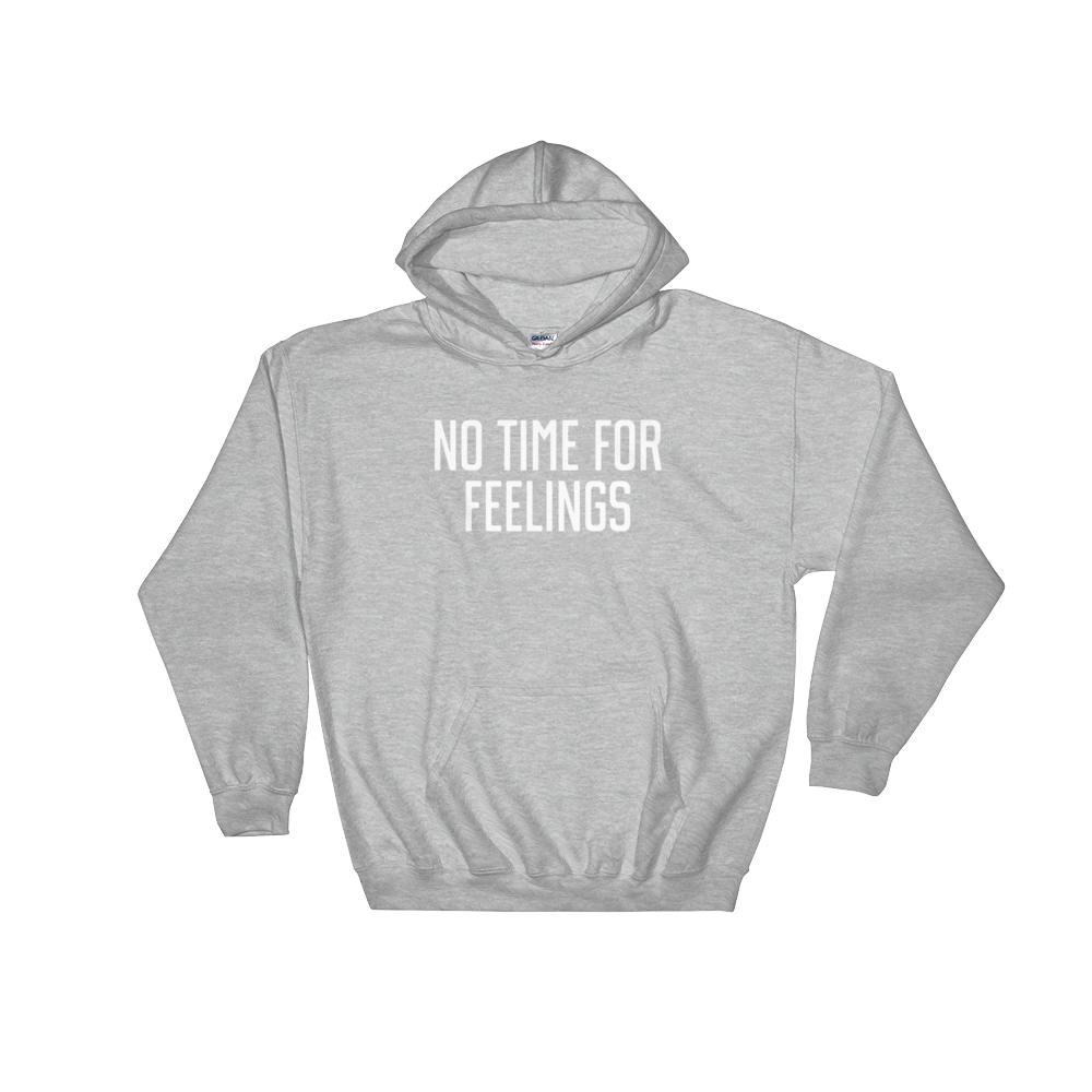 NO TIME FOR FEELINGS | LAV