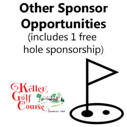Other Sponsor Opportunities (includes free hole sponsorship) - 2017