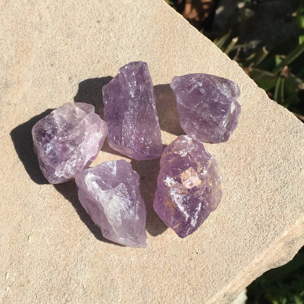 Raw Amethyst Crystal For Sale