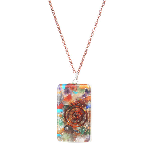 Harmony Orgone Necklace