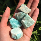 Raw Amazonite Crystal
