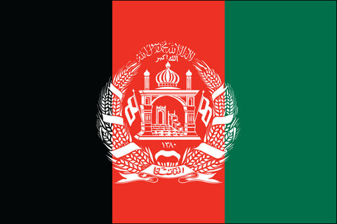 Afghan Flag - Pinnacle Flags
