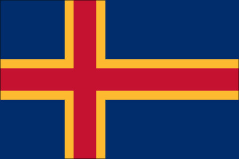 Aland Island Flag - Pinnacle Flags