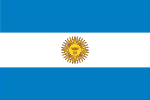 Argentine Flag - Pinnacle Flags