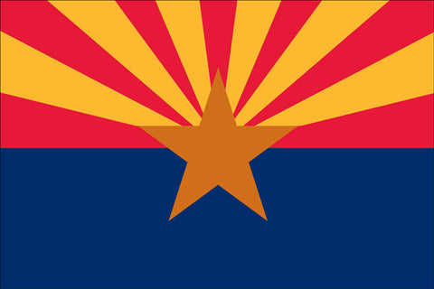 Arizona Flag - Pinnacle Flags