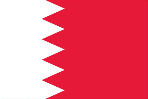 Bahraini Flag - Pinnacle Flags