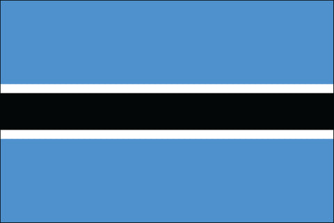 Motswana and Botswanan Flag - Pinnacle Flags