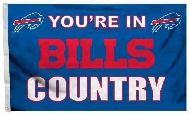 Bills Country Flag