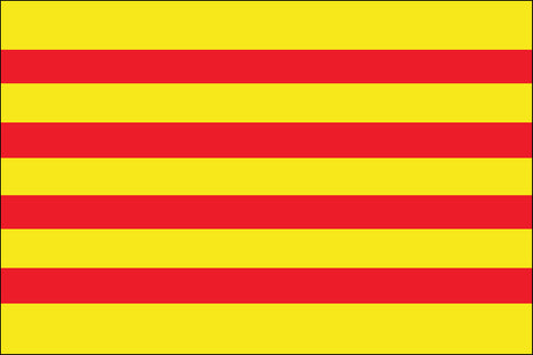 Catalonia Flag - Pinnacle Flags