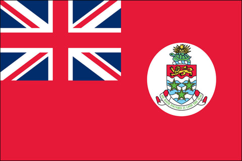 Cayman Islands Red Flag - Pinnacle Flags