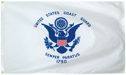 Coast Guard Flag - Service Flags