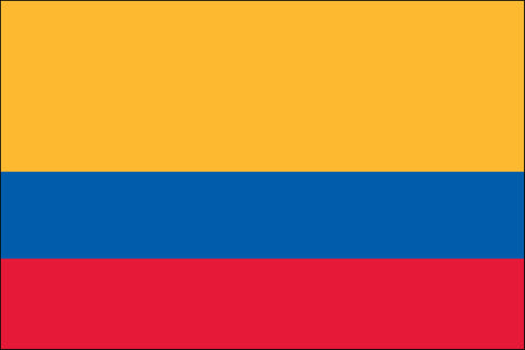 Colombian Flag - Pinnacle Flags