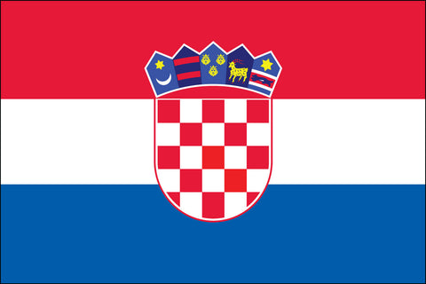 Croatian Flag - Pinnacle Flags