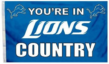 Lions Country Flag