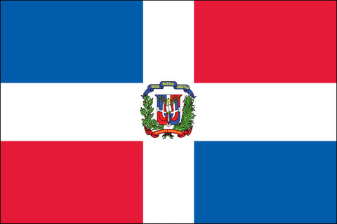 Dominican Republic Flag - Pinnacle Flags