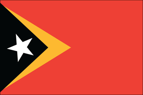 East Timor Flag - Pinnacle Flags