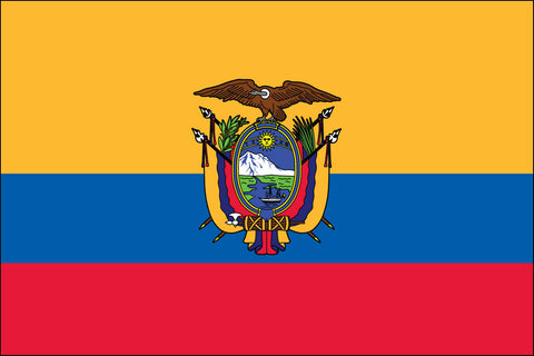 Ecuadorian Flag - Pinnacle Flags