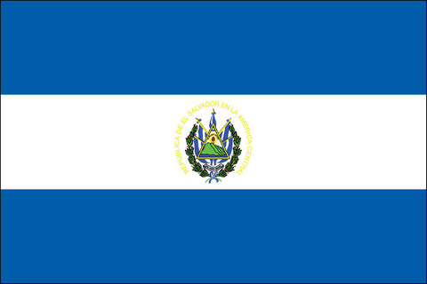 El Salvador Flag - Pinnacle Flags