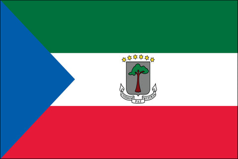 Equatorial Guinea Flag - Pinnacle Flags