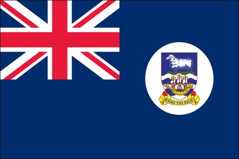 Falkland Island Flag - Pinnacle Flags