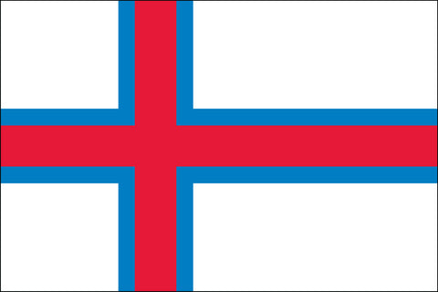 Faroese Flag - Pinnacle Flags