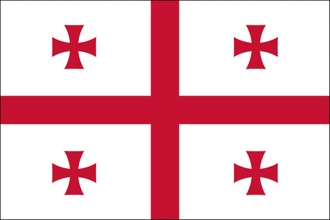 Georgia Republic Flag - Pinnacle Flags
