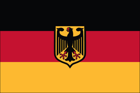 Germany With Eagle Flag - Pinnacle Flags