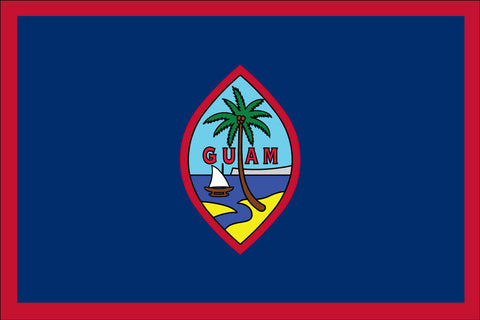 Guam Flag - State Flags