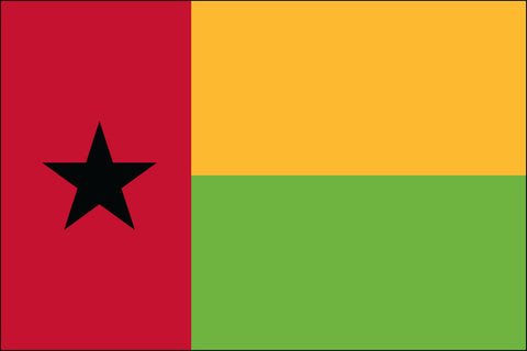 Guinea Bissau Flag - Pinnacle Flags