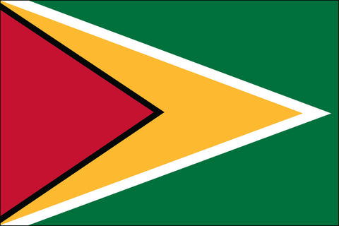 Guyanese Flag - Pinnacle Flags
