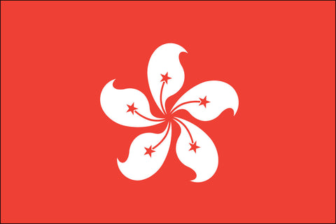 Hong Kong Flag - Pinnacle Flags