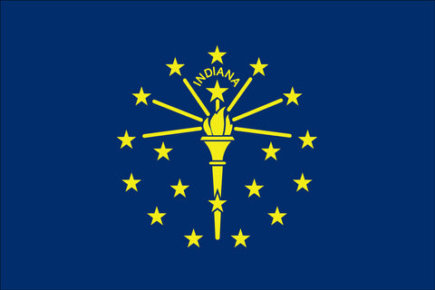 Indiana Flag - State Flags