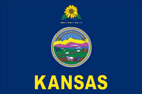Kansas Flag - Pinnacle Flags
