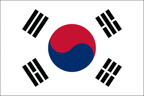 South Korean Flag - Pinnacle Flags