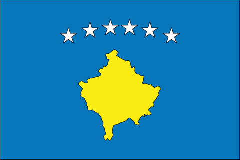Kosova Flag - Pinnacle Flags